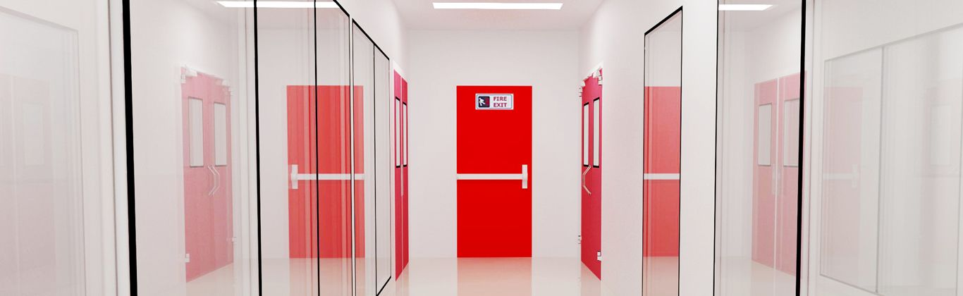 handling doors o obrien material cornell commercial door lifting brien fire solutions insulated products docks